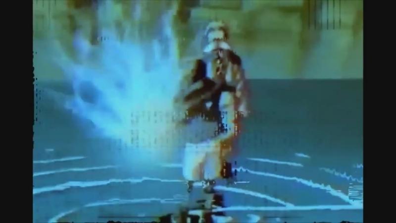 Божественная битва Наруто и Саске против Момошики в аниме Боруто