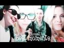 Alycia Debnam-Carey Eliza Taylor • Funny Moments