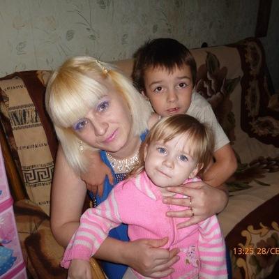 Катя Крохолева, 6 августа 1985, Калуга, id169989475