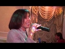 Алиса Мон с песней Подорожник трава в ресторане Гладиатор