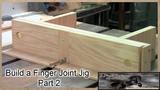 Build a Finger Joint Jig Part 2