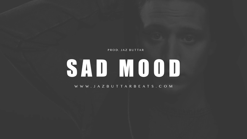 NF Type Beat - Sad Mood | Eminem x 6Lack | Hip Hop Rap Beat Instrumental