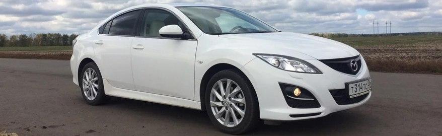 В России отзывают автомобили Mazda