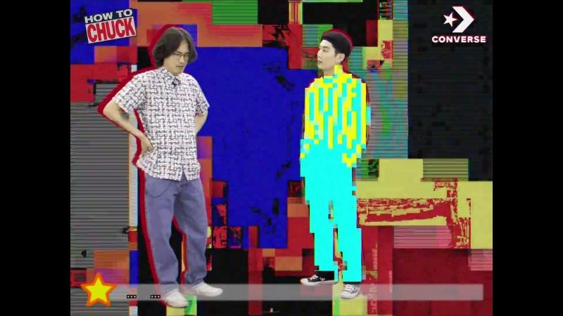 180528 HOW TO CHUCK KIDOH @ Converse Korea