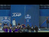CB Byron Jones broad jump record at 2015 NFL scouting combine 123