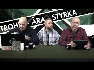 20180118: Studio Nordfront #5: Polisiär hets och aktivism i Dalarna