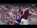 20 мая Serie A Милан-Фиорентина 5-1.Обзор матча.
