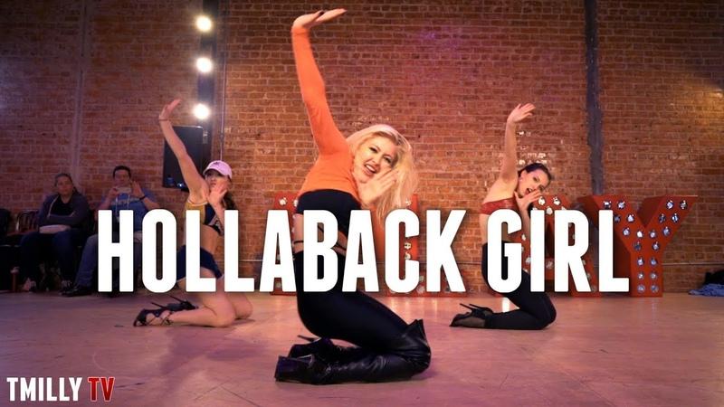 Gwen Stefani - Hollaback Girl - Choreography by Marissa Heart   TMillyTV