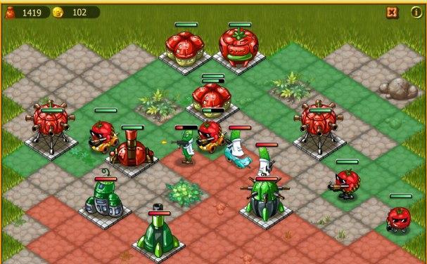 овощные войны скачать игру - фото 4