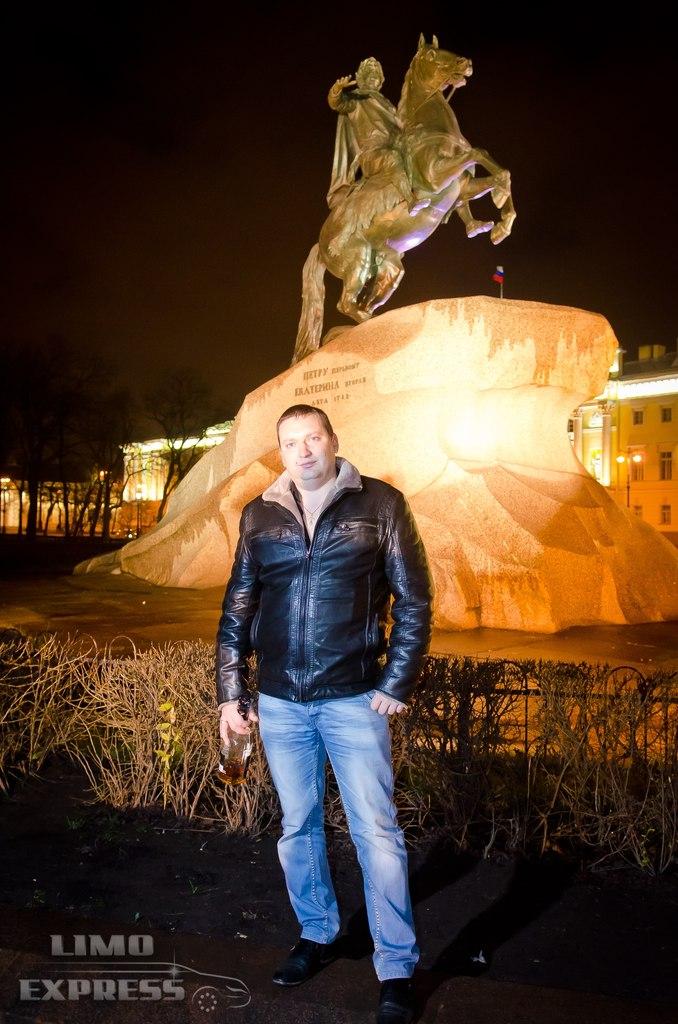 Юрий Захаров, Санкт-Петербург - фото №1