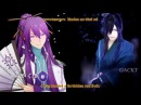【GACKT & Kamui Gakupo】 Paranoid Doll (Romanji + English + Polish Lyrics) + MP3 Download