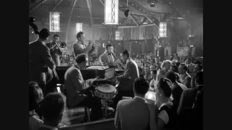 Get Happy — Harry James, Hoagy Carmichael His Orchestra ♫ Young Man with a Horn (1950) [HD] 1080p ♫