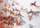 Британская художница Michelle McKinney создает свои творения из металла: меди…