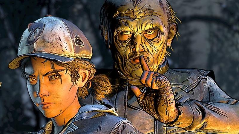 THE WALKING DEAD Game - FINAL Season 4 Episode 2 NEW Trailer