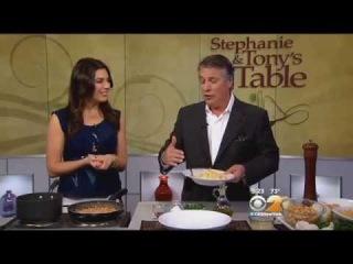 Stephanie & Tony's Table: Chick Pea Shell Pasta