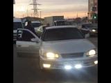 В Улан-Удэ сбитого на дороге человека оттащили к обочине и уехали