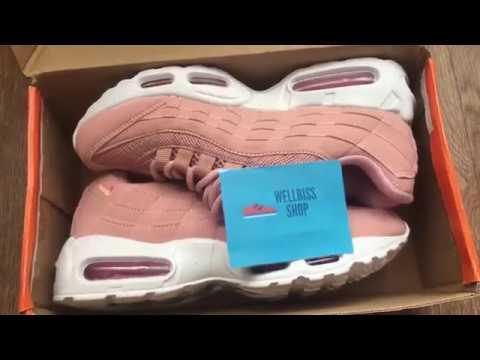 Обзор кроссовок Nike Air Max 95 смотреть онлайн без регистрации