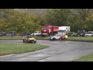 Финальные заезды IV этапа Formula Drift Sayan 2018