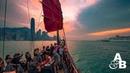 Above Beyond Deep Warm Up Set ABGT300 Live on Victoria Harbour, Hong Kong (Full 4K Ultra HD Set)