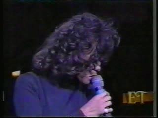 ET Feb. 1995 Aids Benefit report Whitney Houston Don't Cry (Не ПЛАЧЬТЕ ОБО МНЕ)