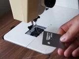 Игольная пластина. Ремонт швейной машинки шаг -  4