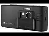 Распаковка телефона Sony Ericsson k790i.