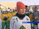 Телекомпания «Аист». на стадионе «Труд» за право быть лучшими свои клюшки скрестили участники 9 женских команд со всей Иркутской области