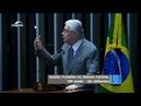 Senador Roberto Requião desnuda a justiça brasileira