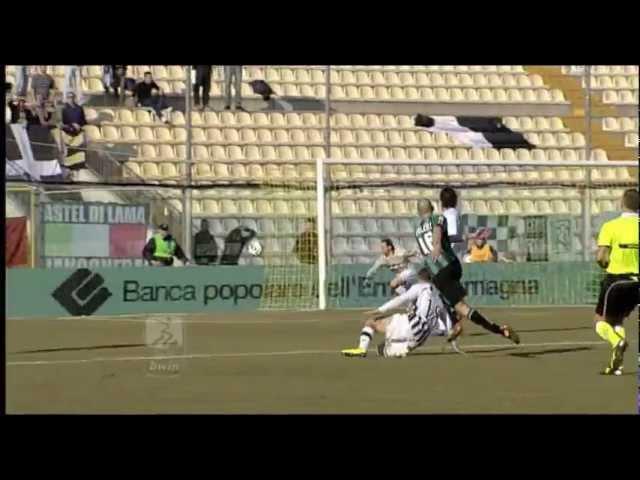 Sassuolo-Ascoli 0-0 Highlights 2011/12