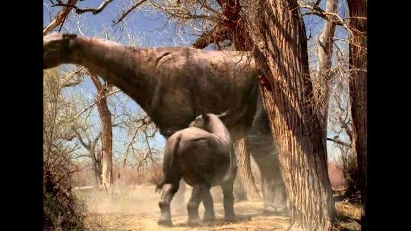 Сериал BBC_ Прогулки с чудовищами Walking with Beasts смотреть онлайн бесплатно!_3