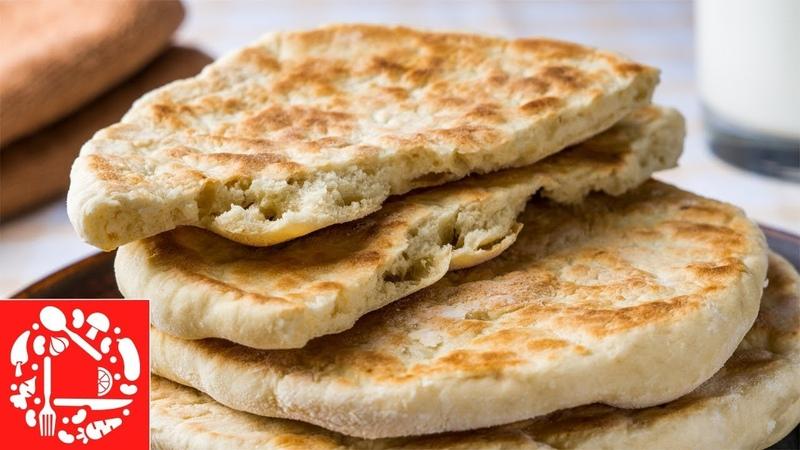 Экспресс-Лепешки Когда неохота бежать за хлебом! Очень Вкусно, Просто и Быстро!