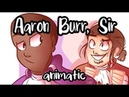 Aaron Burr sir Hamilton Animatic resubido
