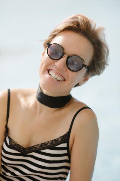 Алёна Носкова