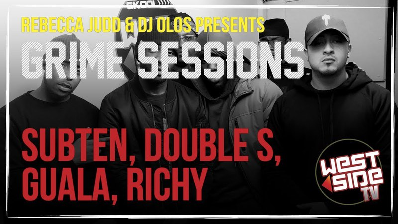 Grime Sessions Subten Double S Guala Richy Kirby T B2B DJ Olos