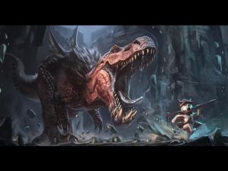 Поиграем в Monster Hunter World