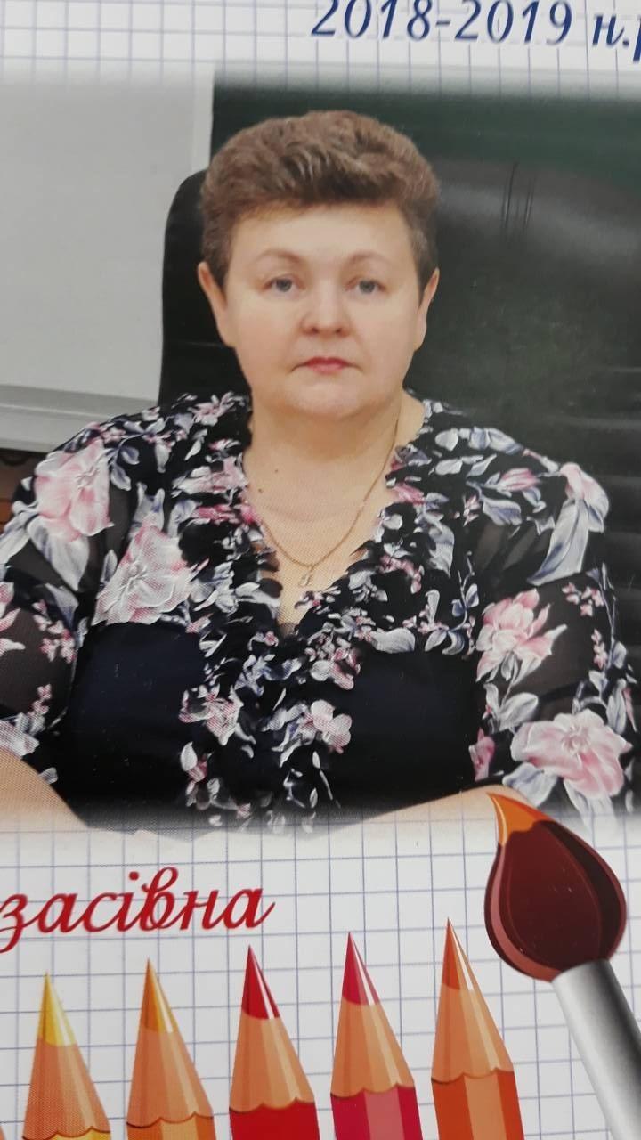 Лариса Сидоренко