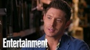 The Stars Of Supernatural Reveal Photo Shoot Easter Eggs Entertainment Weekly