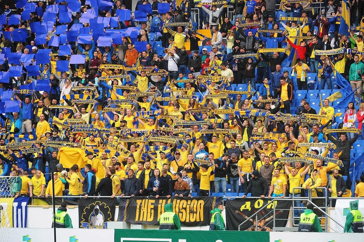 Практически 400 поездок к«Ростов-Арене» сделали шаттлы на пробном матче