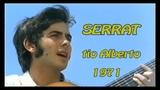 Joan Manuel Serrat , TIO ALBERTO, 1971