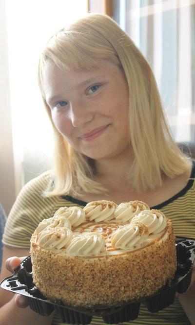 Анастасия Мамонтова, 1 августа 1995, Архангельск, id56588832