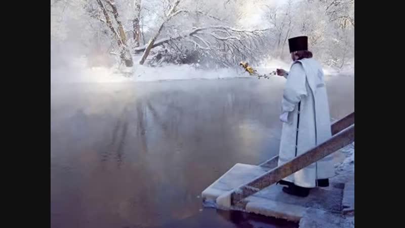19 01 2012 Прот. Андрей Ткачев. Об освящении воды на Крещение Господне