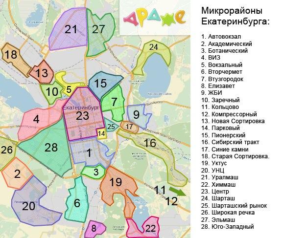 индекс екатеринбург чкаловский район