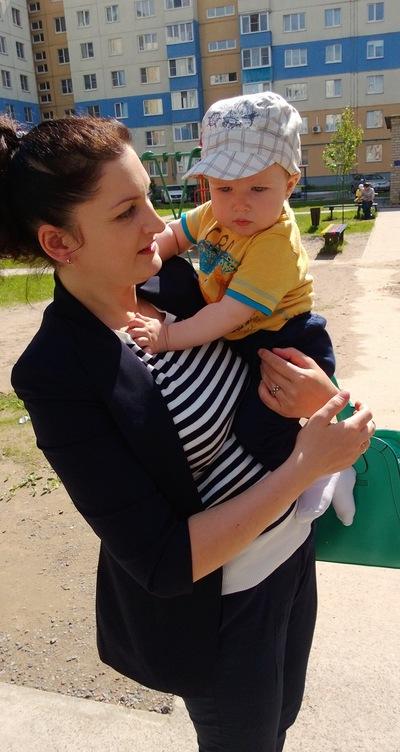 Карина Трифонова, 9 декабря , Омск, id7262103