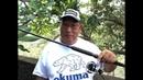 My Okuma Rockaway Azores Spinning Set Up