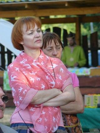 Надежда Демидова Руководитель Федерального координационного совета Родной партии
