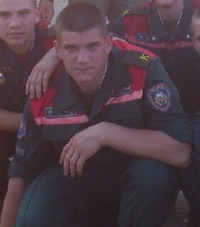 Андрей Жалковский, 12 июня , Минск, id154300293