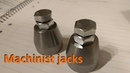 Machining machinist jacks