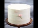 Нежный весенний торт 🍰🍃🍰