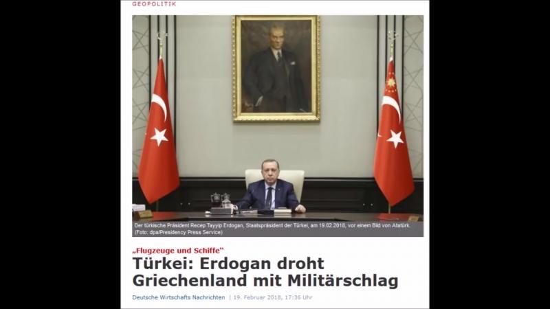 3 Weltkrieg - Türkei vs Griechenland