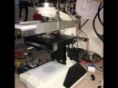 DIY Laser Scanning Microscope, LSM, capable of seeing the lands and pits on a CD.